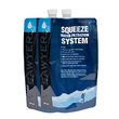 Sawyer 64 oz. - 2 Litre Squeezable Pouch for Water Filtration System, 2-Pack - SP114