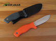Schrade Old Timer Safe-T-Grip Outfitter Knife, Black or Orange Handle - 1141OT