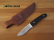 Schrade Pro Hunter Drop-Point Knife, Made in the USA - SPH