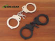 Schrade Professional Series Handcuffs - Black or Chrome