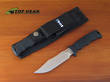 SOG Seal Pup Elite Knife with Nylon Sheath - E37-N