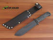 John Adams British MOD4 Survival Knife - Carbon Steel