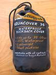 Snugpak Aquacover 35 Waterproof Rucksack Cover, Olive Green - 92141