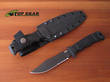 SOG Seal Pup Elite TiNi Tactical Knife with Kydex Sheath - E37T-K TiNi