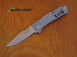 SOG Slimjim Assisted Opening Knife; Stainless Model SJ-31