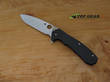 Spyderco Amalgam Folding Knife, CPM-S30V Stainless Steel, Carbon Fiber - G10 Laminate Handle - C234CFP