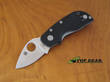 Spyderco Chicago Pocket Knife with G-10 Handle - C130GP