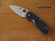 Spyderco Efficient Pocket Knife, Fine Edge - C216GP