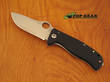 Spyderco Lionspy Pocket Knife, Elmax PM 170 Steel - C157GTIP
