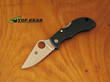 Spyderco Manbug Lightweight Pocket Knife, ZDP 189 Stainless Steel - MGREP