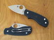 Spyderco Squeak Slipit Folding Knife - C154PBK