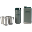 Stanley Adventure Stainless Steel Shot Glass Set and Hip Flask - 10-01883-031