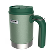 Stanley Classic Vacuum Steel Camp Mug, 473 ml - 10-01693-001