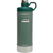 Stanley Classic Vacuum Water Flask, 621 ml, Hammertone Green - 10-01621-001
