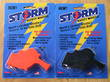 All Weather Storm Safety Whistle - Black or Orange