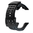 Suunto Ambit 3 Peak Black Elastomer Strap - SS021085000