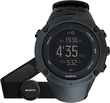 Suunto Ambit3 Peak Black HR GPS Watch with Heart Rate Monitor - SS020674000