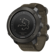 Suunto Traverse Alpha GPS Watch, Foliage Green - SS022292000