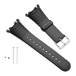Suunto Vector Strap Kit, Black Elastomer - SS004768000