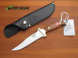 Svord Deluxe Bowie Knife with Mahogany Handle - 280B