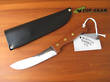 Svord Farmer's Fixed Blade Knife with Hardwood Handle - FK2
