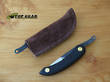 Svord Leather/Suede Belt Sheath for Mini Peasant Knife - PKMS