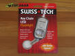 Swiss+Tech Key Chain LED Flashlight - MLUCSBK-OP