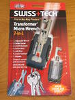 Swiss+Tech Transformer Micro-Wrench 7-in-1 Tool - TFWCSCH