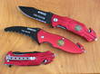 Tac-Force Firefighter Assisted Opening Rescue Knife YTF582 FF Drop-Point or YC-565FD Blunt Hawkbill