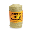 The Speedy Stitcher Fine Waxed Polyester Thread for Sewing Awl - 170