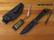 Tops Lite Trekker Knife - 1095 High Carbon Steel - TPTLT01