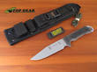 Tops Air Wolfe Hunter Knife with 1095 High Carbon Steel Blade - AIR-01