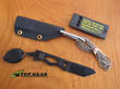 Tops Chico Neck Knife With LED Light - CHI-01