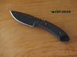 Tops Crow Hawke Neck Knife, 1095 High Carbon Steel - CRH-01