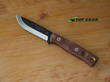 Tops Knives Fieldcraft 3.5 Bushcraft Knife, 1095 High Carbon Steel - TPMBROS01