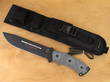Tops Steel Eagle Drop-Point Tactical / Survival Knife - 107E