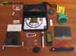Tops Survival Neck Wallet and Survival Kit - SNW-01