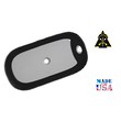 Tops Emergency Signalling Mirror, Dog Tag Size - SME