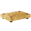 Typhoon Rectangular Butcher's Block - 1401.411