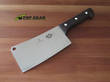 Victorinox 7 Inch Cleaver with Rosewood Handle - 5.4000.18