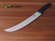 Victorinox Butchers Steak / Cimeter Knife with Fibrox Handle, 31 cm 5.7303.31