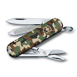 Victorinox Classic Camo SD Swiss Army Keyring Knife - 0.6223.94