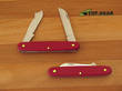 Victorinox Ecoline Grafting and Gardening Knife - Red 39045