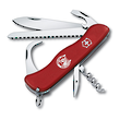 Victorinox Equestrian Swiss Army Knife - Red 0.8883