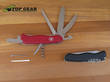 Victorinox Fireman Multitool - Red or Black
