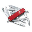 Victorinox MiniChamp Swiss Army Knife, Red - 0.6385