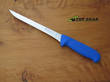 Victory Straight Fish Fillet Knife with blue Progrip Handle - 2/508/20/200