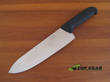 Victory Wide Cook's Knife with black Progrip Handle 20 cm - 2/5001/20/200