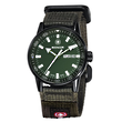 Wenger Commando Black Line Tactical Watch with Nylon Strap - 70174
