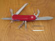 Wenger Evolution S 13 Swiss Army Knife, Red - 16981
